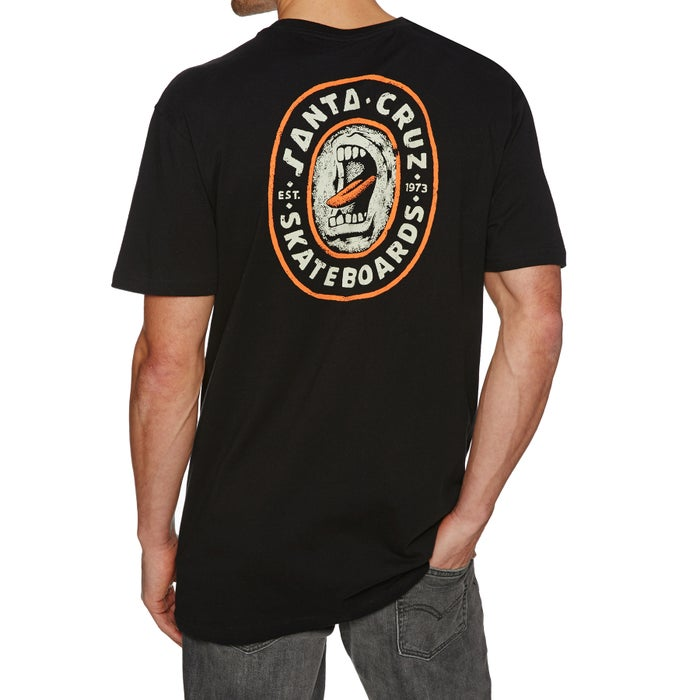 Santa Cruz Screamo Short Sleeve T-Shirt