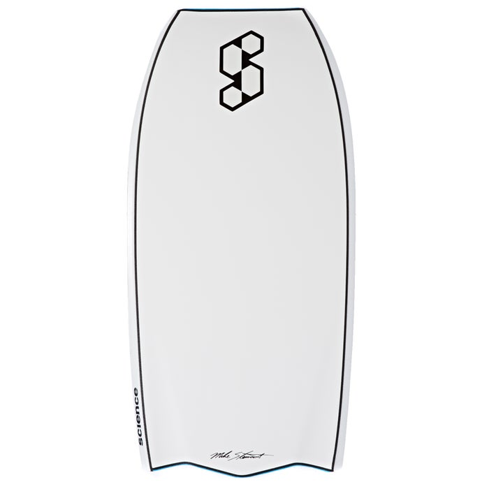 Mike Stewart Launch Tech Delta Tail PE Bodyboard