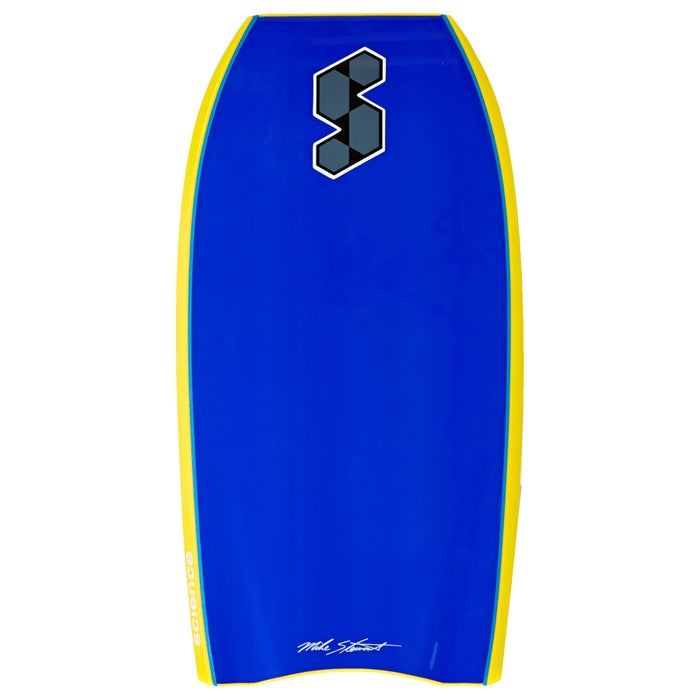Mike Stewart Pipe 1 X Stringer PE Bodyboard