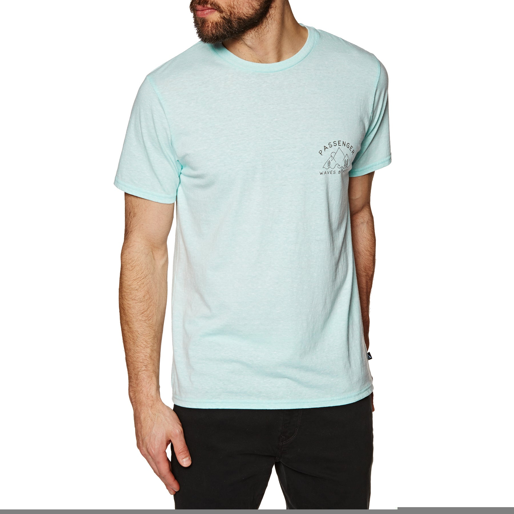 Passenger Clothing Lagoon Short Sleeve T-Shirt