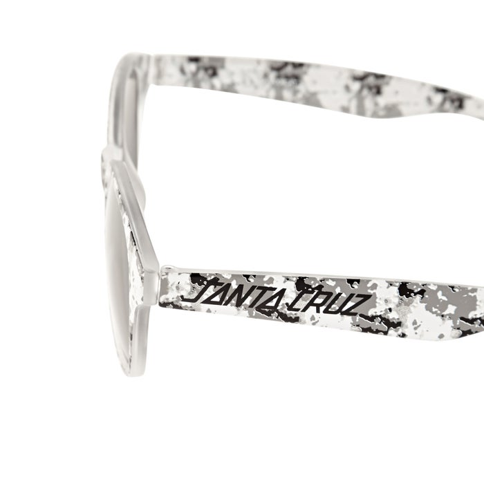 Santa Cruz Tiedye Strip Ladies Sunglasses