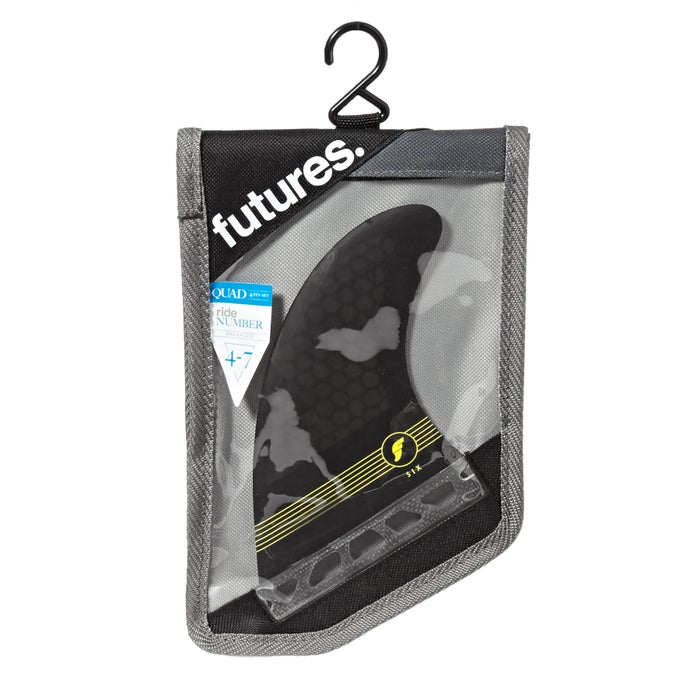 Futures F6 Honeycomb Quad Fin
