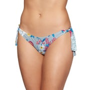 SWELL Tropical Tie Brief Ladies Bikini Bottoms