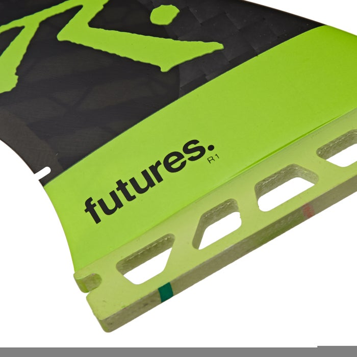 Futures Rusty Blackstix 3.0 Thruster Fin