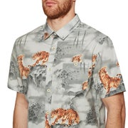 Vissla Misty Mountain Short Sleeve Shirt