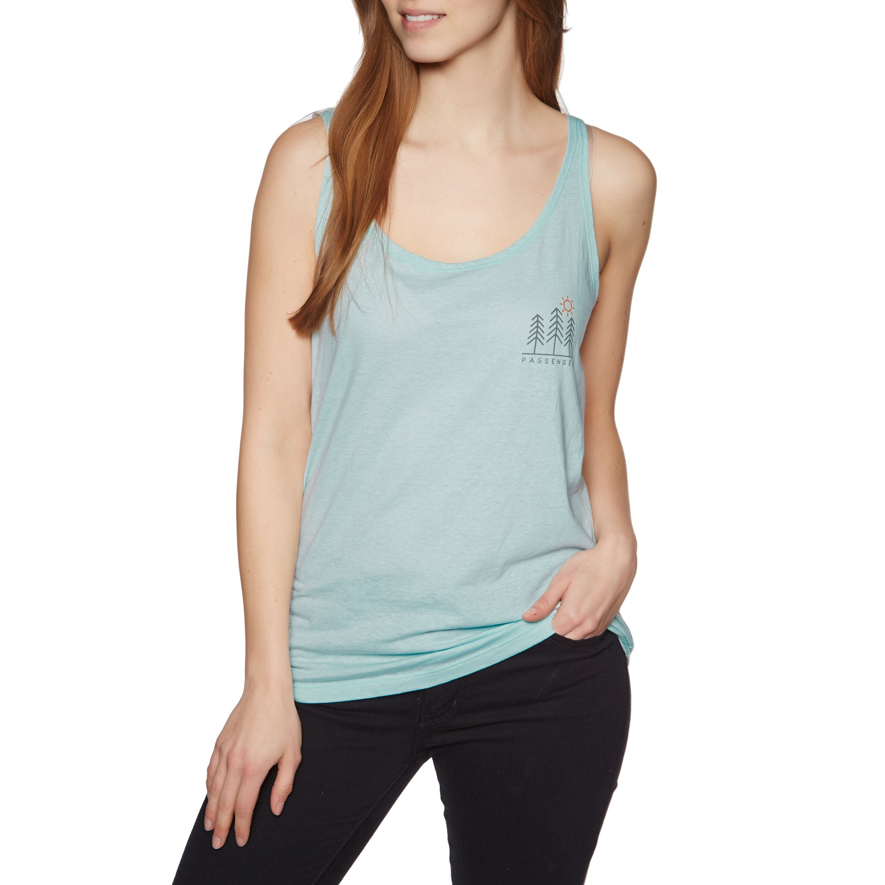 Passenger Clothing Daydream Ladies Top