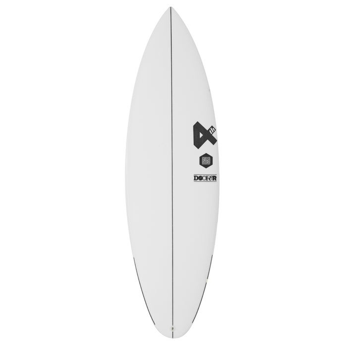 Fourth Surfboards Doofer Ese Construction FCS II 5 Fin Surfboard