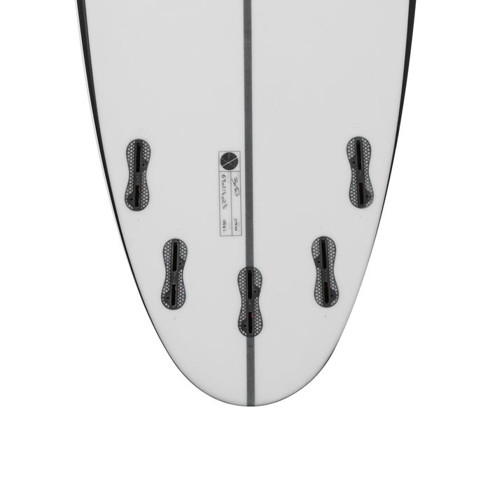Fourth Surfboards Chilli Bean F1X Construction FCS II 5 Fin Surfboard