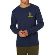 Deus Ex Machina Wreckers Long Sleeve T-Shirt