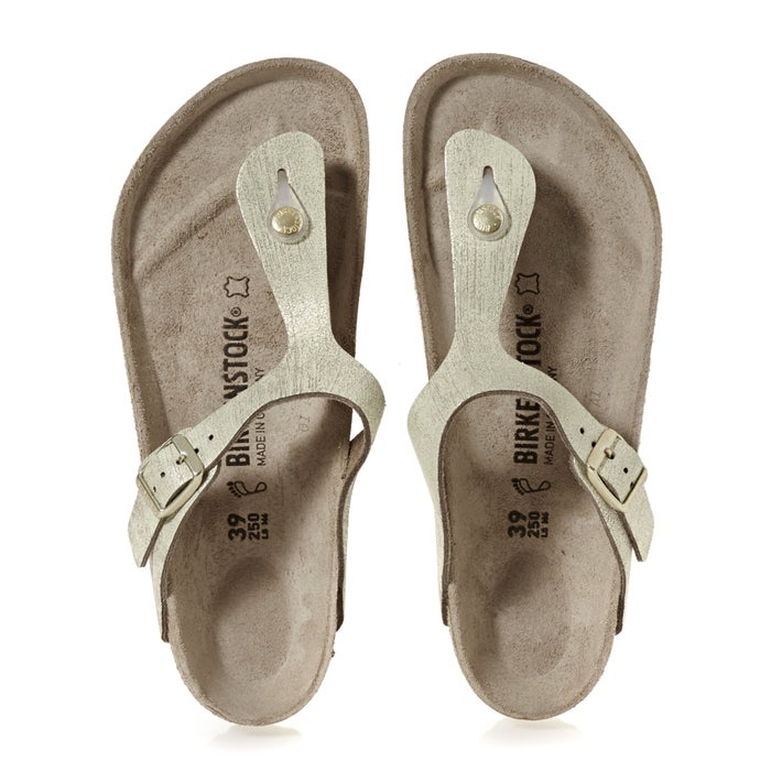 Birkenstock Gizeh Leather Regular Ladies Sandals