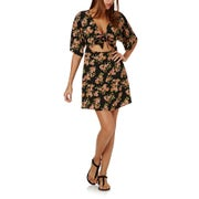 Amuse Society Floral Envy Ladies Dress