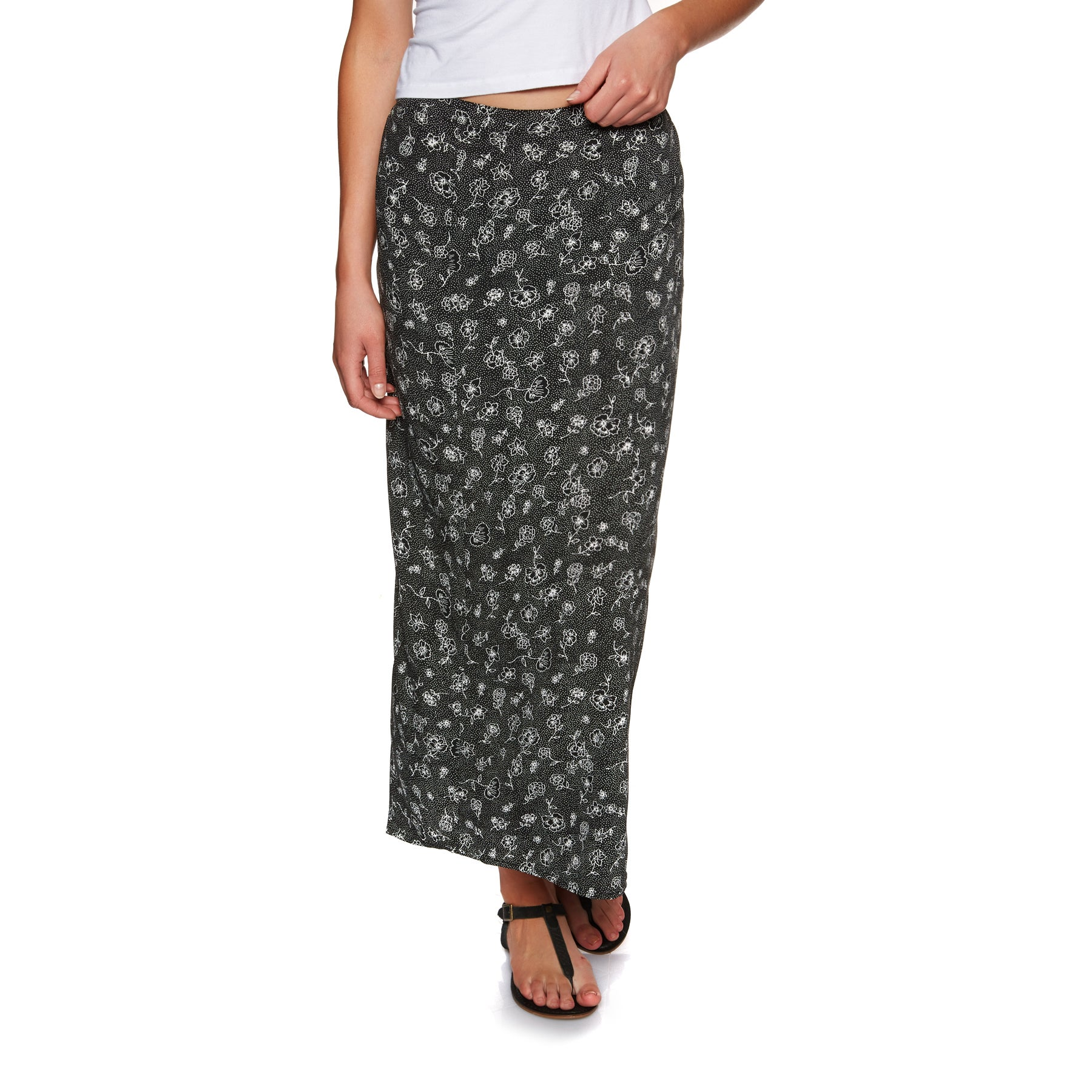 Amuse Society Afternoon Flirt Ladies Skirt