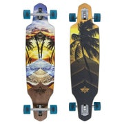 Dusters Wake Element 38 Inch Longboard