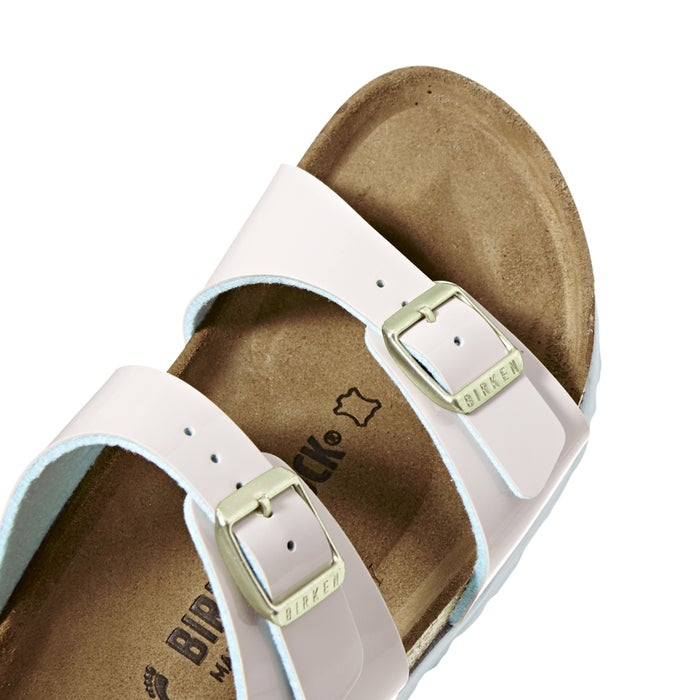 Birkenstock Sydney Birkoflor Patent Narrow Ladies Sandals