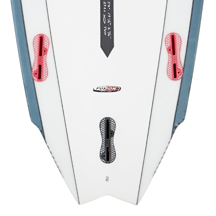Channel Islands Surftech Fusion DC Twin Fin Surfboard