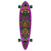 Santa Cruz Cruzer Pintail Devastator 39in Skateboard