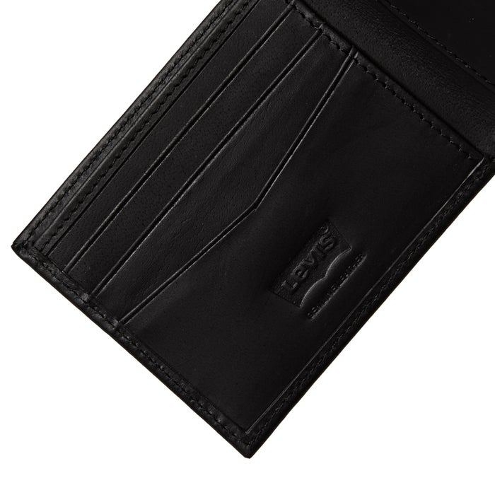 Levis Oiled Batwing Bifold Wallet