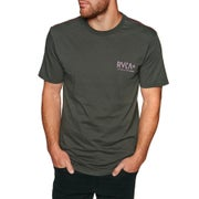 RVCA Squig Short Sleeve T-Shirt