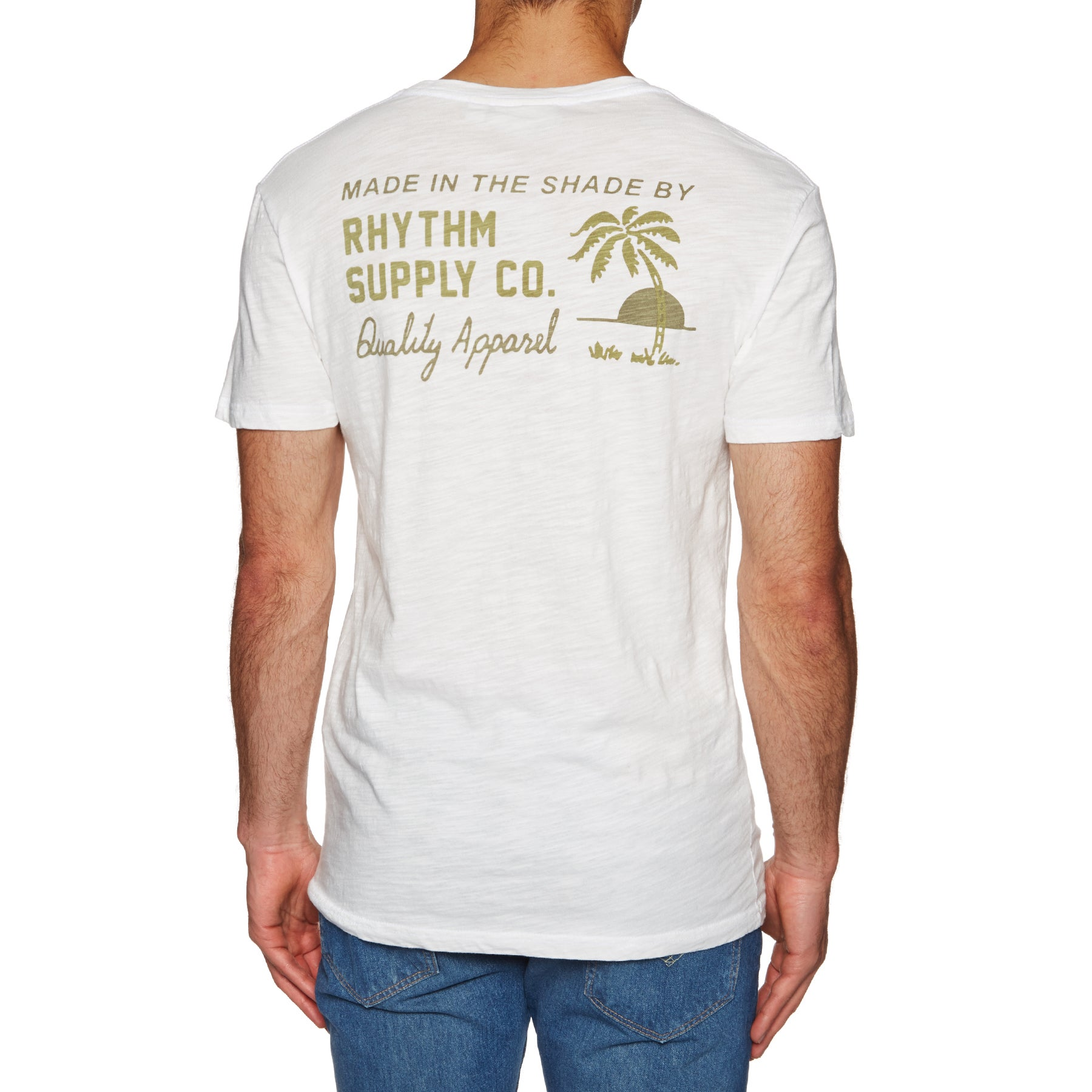 Rhythm Sunset Short Sleeve T-Shirt