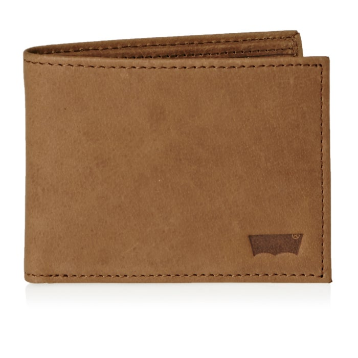 Levis Sueded Batwing Bifold Wallet