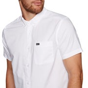 RVCA That'll Do Oxford Short Sleeve Shirt