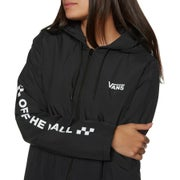 Vans Alliance Long Windbreaker Ladies Jacket