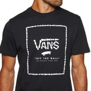 Vans Print Box Mens Short Sleeve T-Shirt