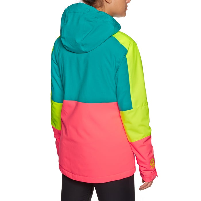 O Neill Frozen Wave Anorak Ladies Jacket