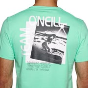 O Neill Wave Cult Mens Short Sleeve T-Shirt