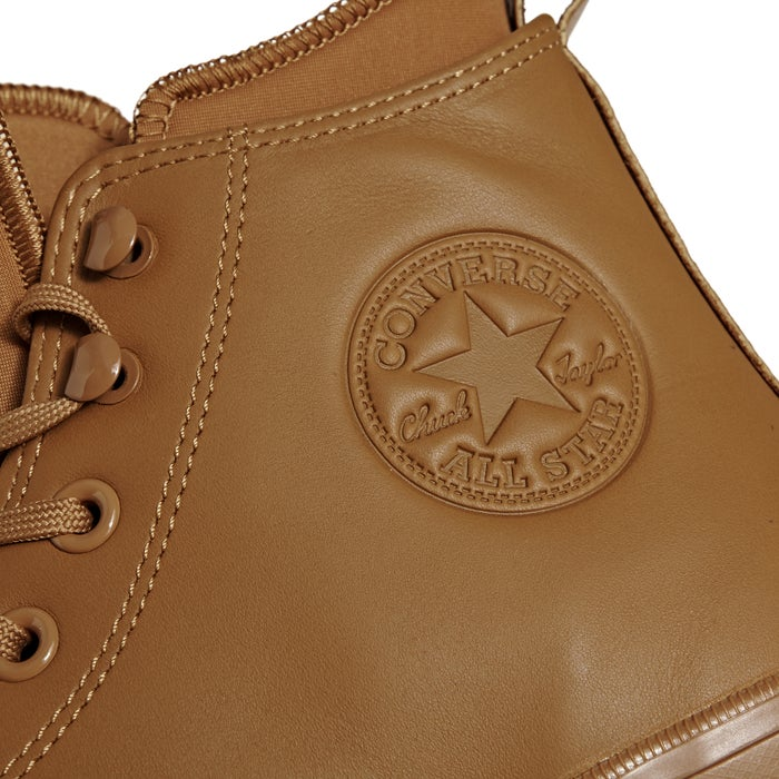 Converse Chuck Taylor All Star Leather Wp Boot Hi Shoes