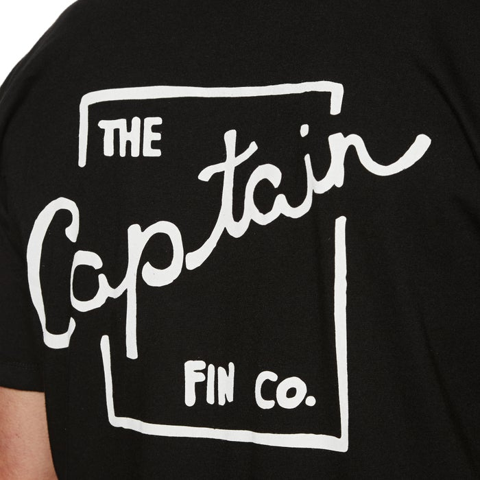 Captain Fin Hammond Pr Short Sleeve T-Shirt