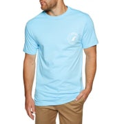 Captain Fin Crest Pr Short Sleeve T-Shirt