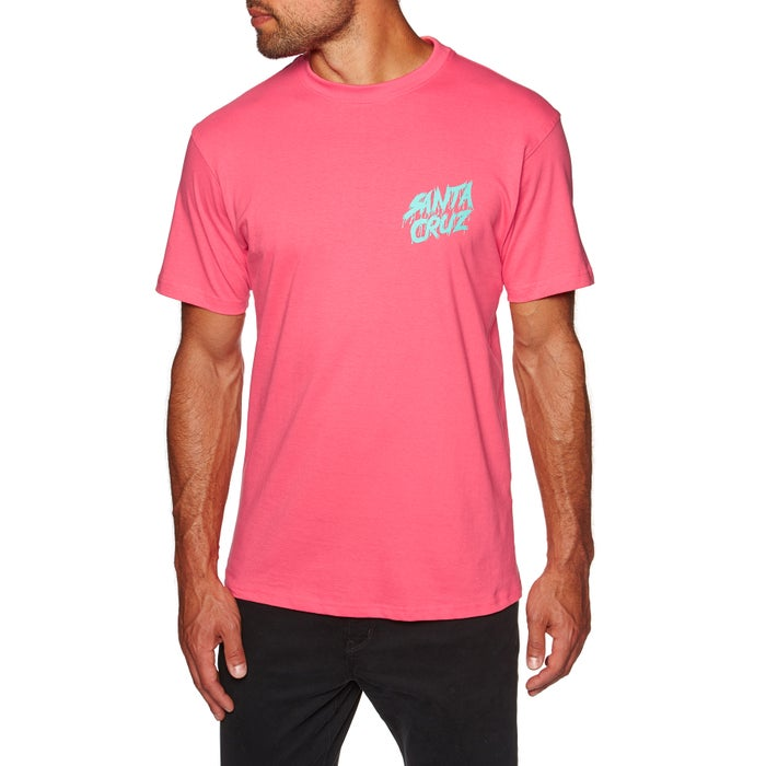 Santa Cruz Slasher Dot Short Sleeve T-Shirt