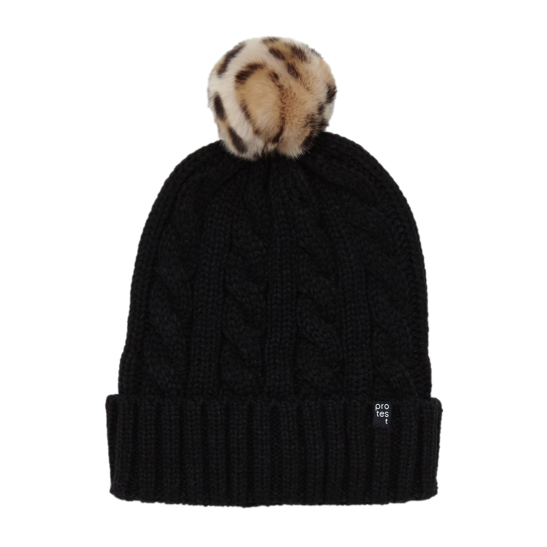 Protest Arges 18 Ladies Beanie