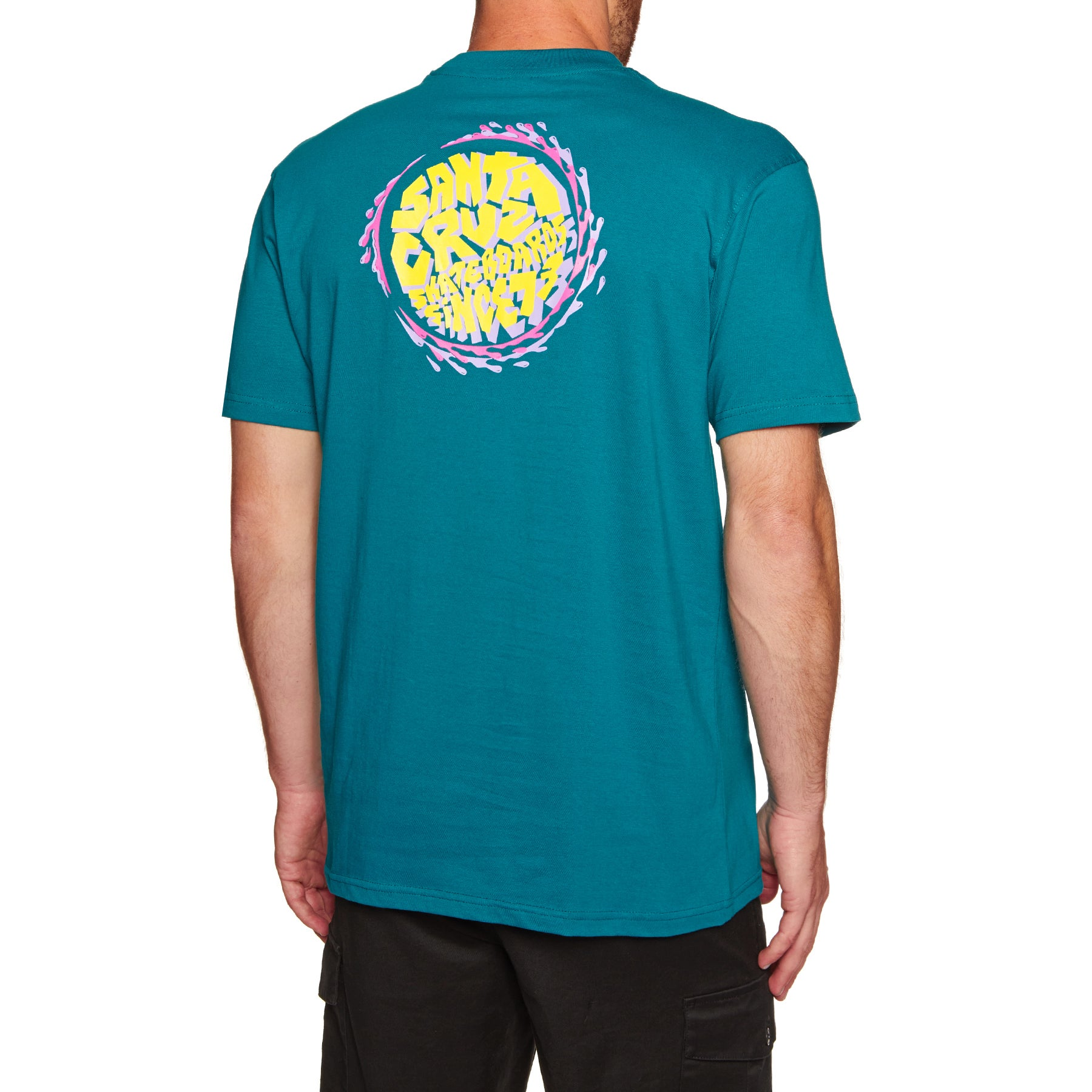 Santa Cruz Spin Pocket Short Sleeve T-Shirt