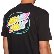 Santa Cruz Oval Dot Short Sleeve T-Shirt