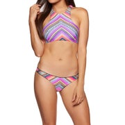 Rip Curl Sunscape High Neck Ladies Bikini Top