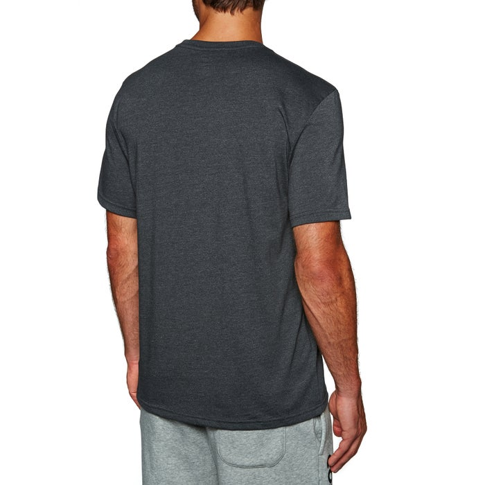 Converse Mens Reverse Athletic Arch Short Sleeve T-Shirt