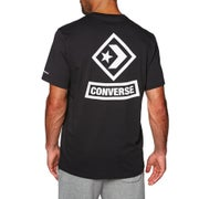 Converse Mens Diamond Arch Short Sleeve T-Shirt