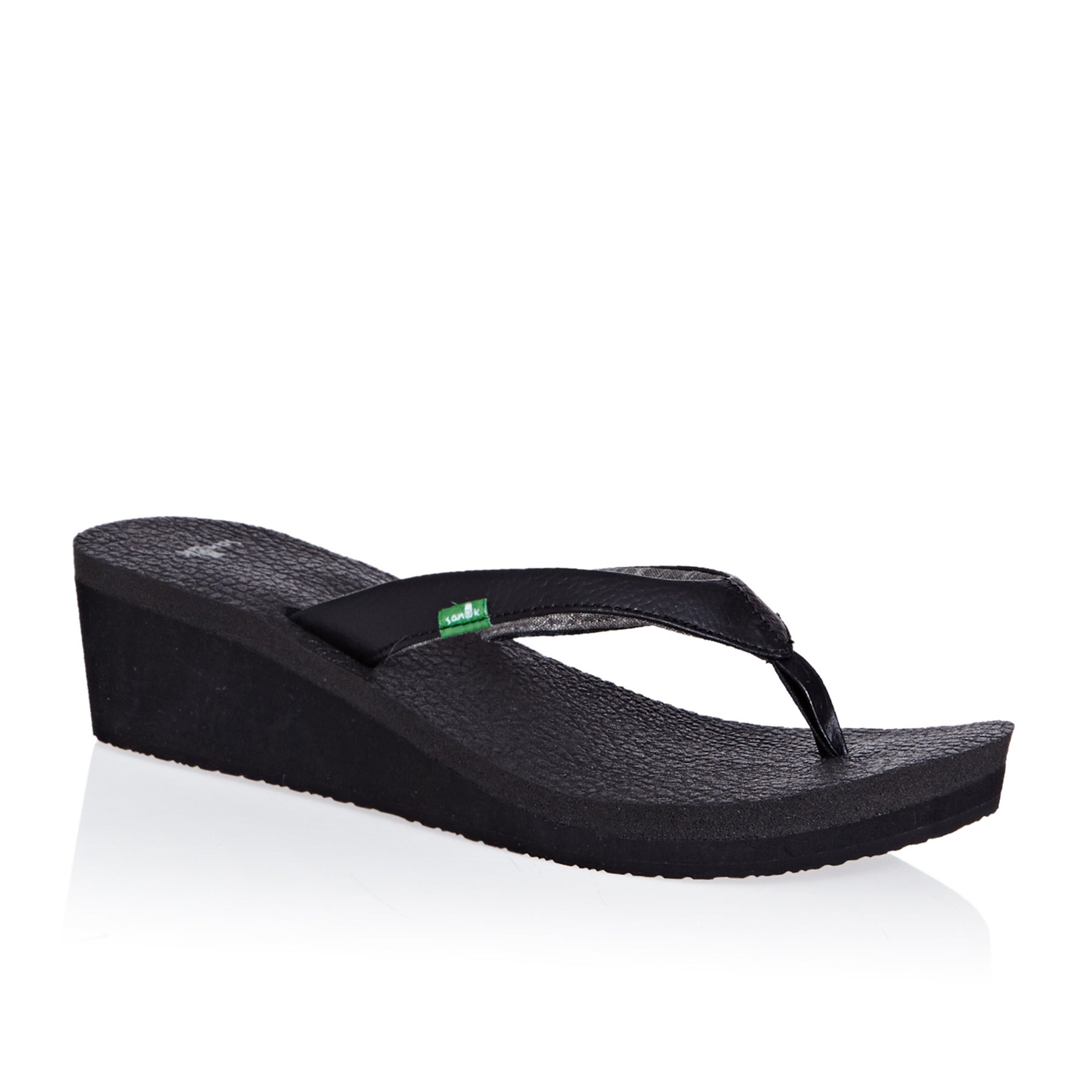 Sanuk Yoga Mat Wedge Ladies Sandals