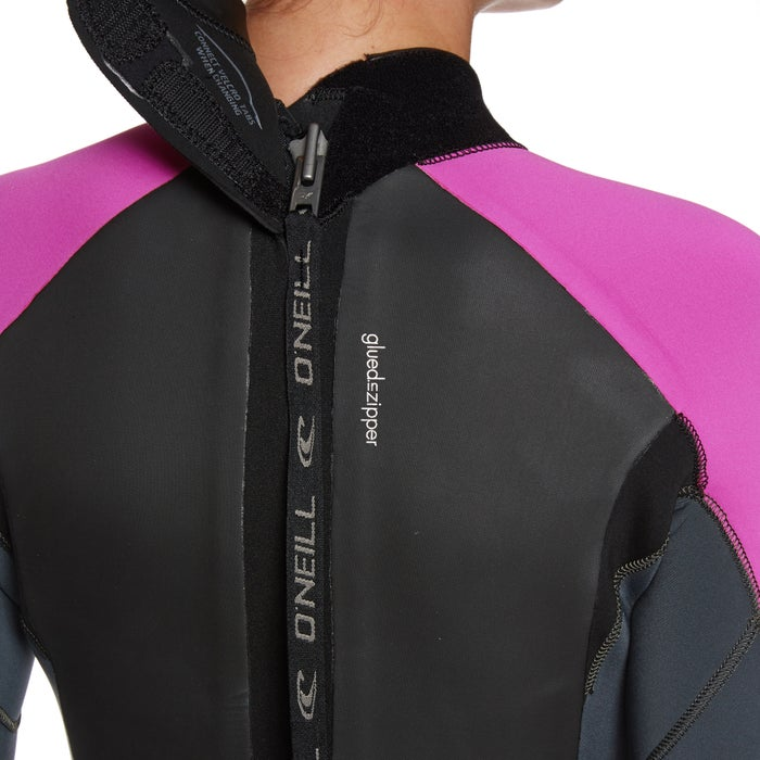 O Neill Womens Epic 4/3mm Back Zip Wetsuit