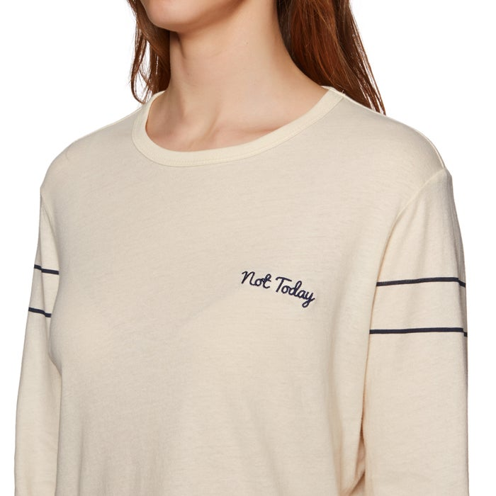Hurley Not Today Perfect Ladies Long Sleeve T-Shirt
