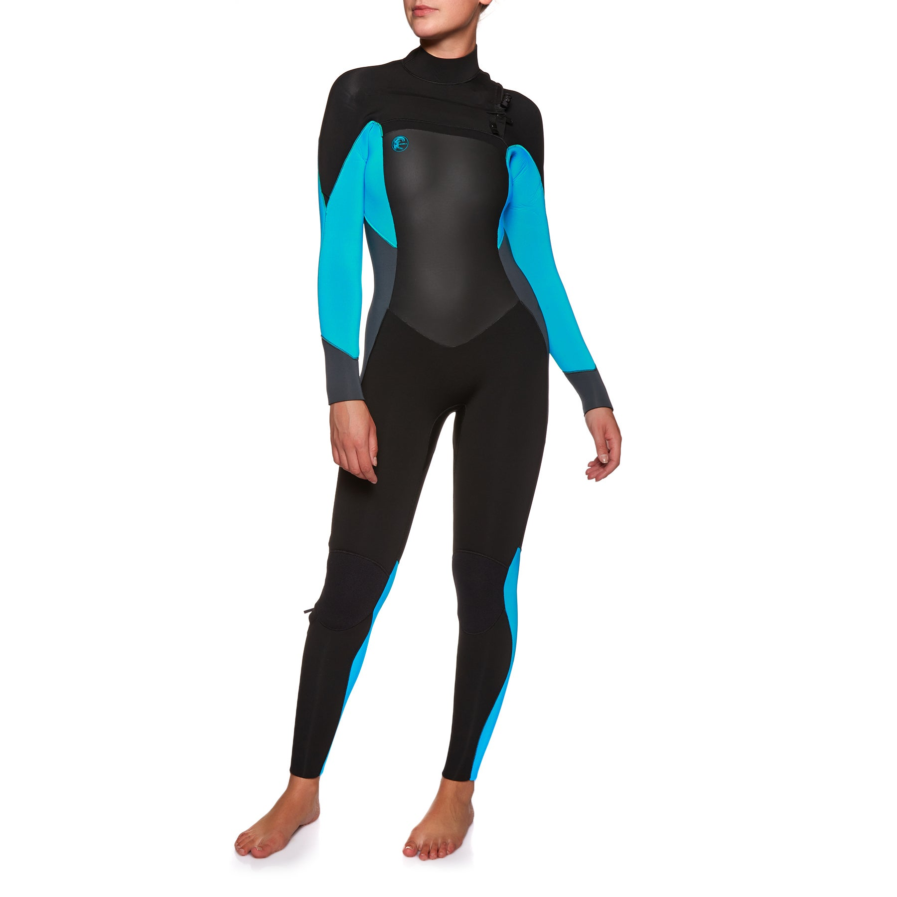 O Neill Womens O'riginal 5/4mm Chest Zip Wetsuit