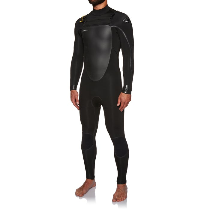 O Neill Mutant 5/4mm 2019 Chest Zip Hooded Wetsuit