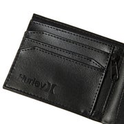 Hurley O&O Leather Wallet