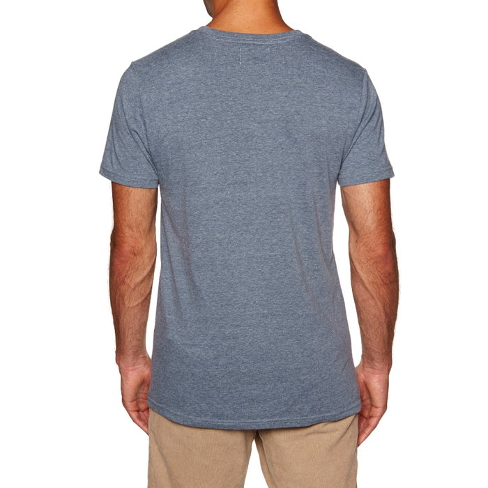 Billabong Woven Crew Mens Short Sleeve T-Shirt