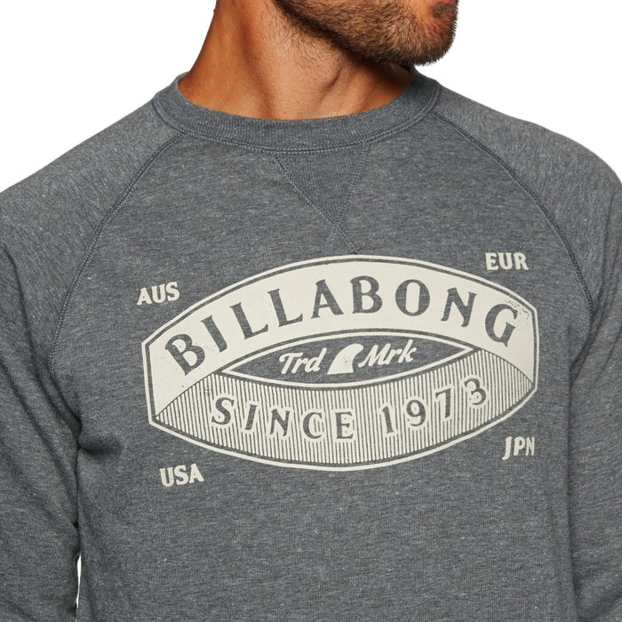 Billabong Guardiant Crew Fleece Mens Sweater