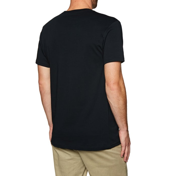 Reef Boards Tee Black Short Sleeve T-Shirt