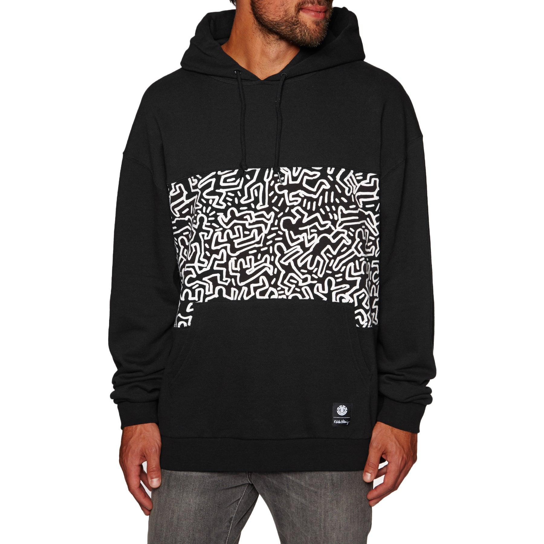 Element KH Panel Pop Pullover Hoody