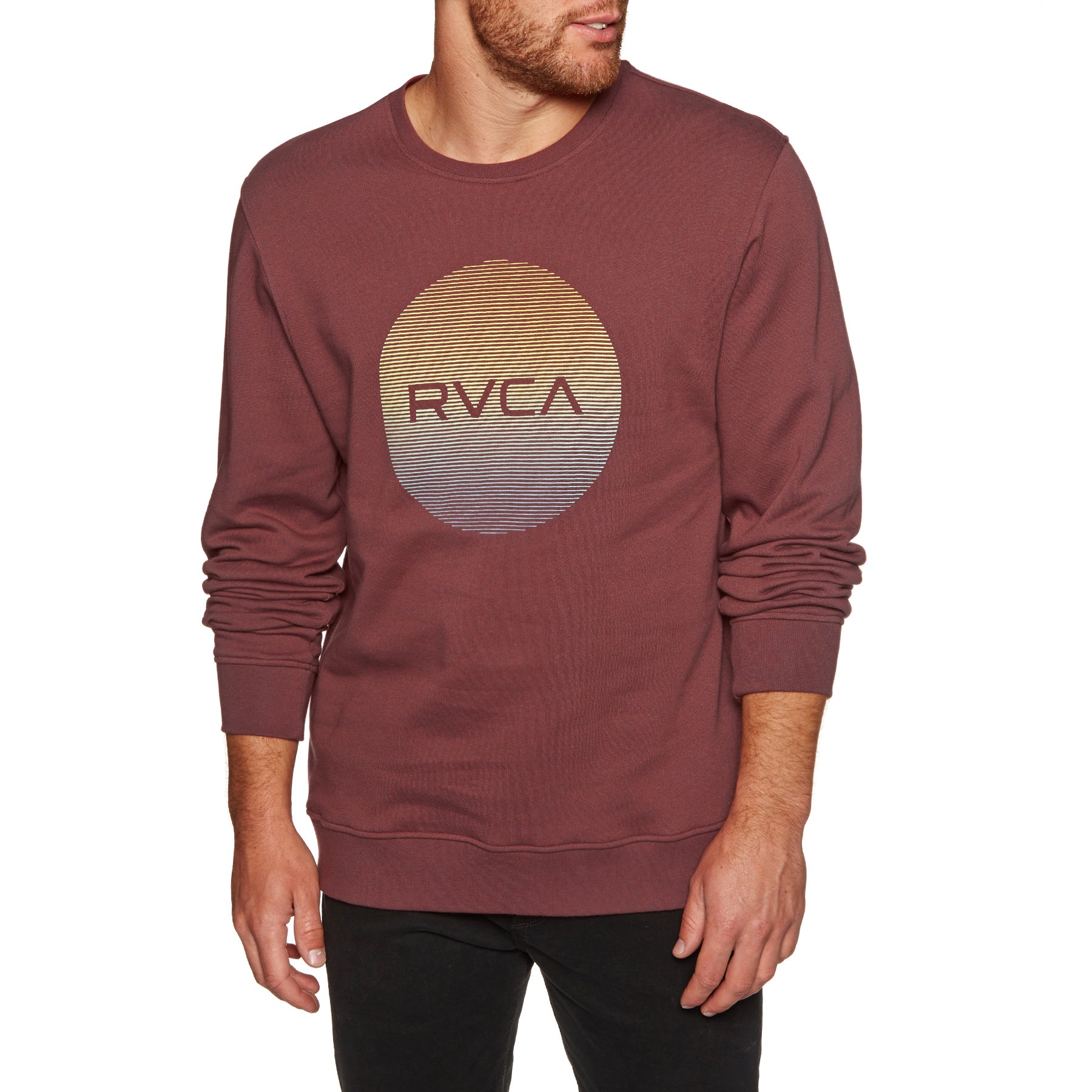 RVCA Rvca Motors Crew Sweater
